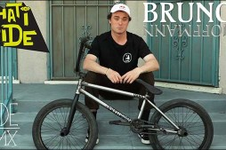 BRUNO HOFFMANN – WHAT I RIDE (BMX BIKE CHECK)