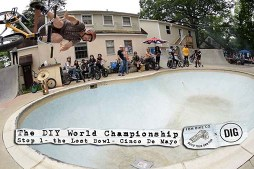 DIY BMX WORLDS – Stop 1: The Lost Bowl – FBM X DIG