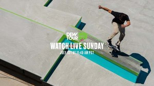2018 Dew Tour LB, Day 4: Women's Pro Park, Love & Guts Jam, and More