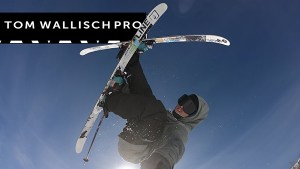 LINE Skis 2018/2019 Tom Wallisch Pro: Tom's Dedicated Park Ski