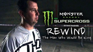 Supercross Rewind Jeremy McGrath