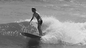 14-Year-Old Logger Tommy Coleman Shreds Noosa