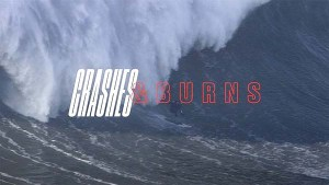 The Greatest Wipeouts From Nazaré