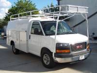 Custom Truck Racks and Van Racks by Action Welding