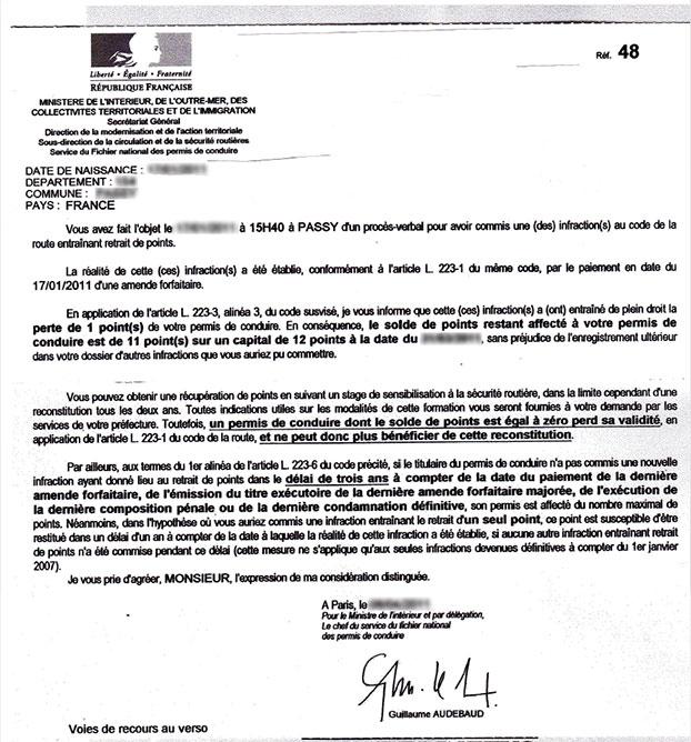 exemple lettre administrative prefecture exemple de lettre