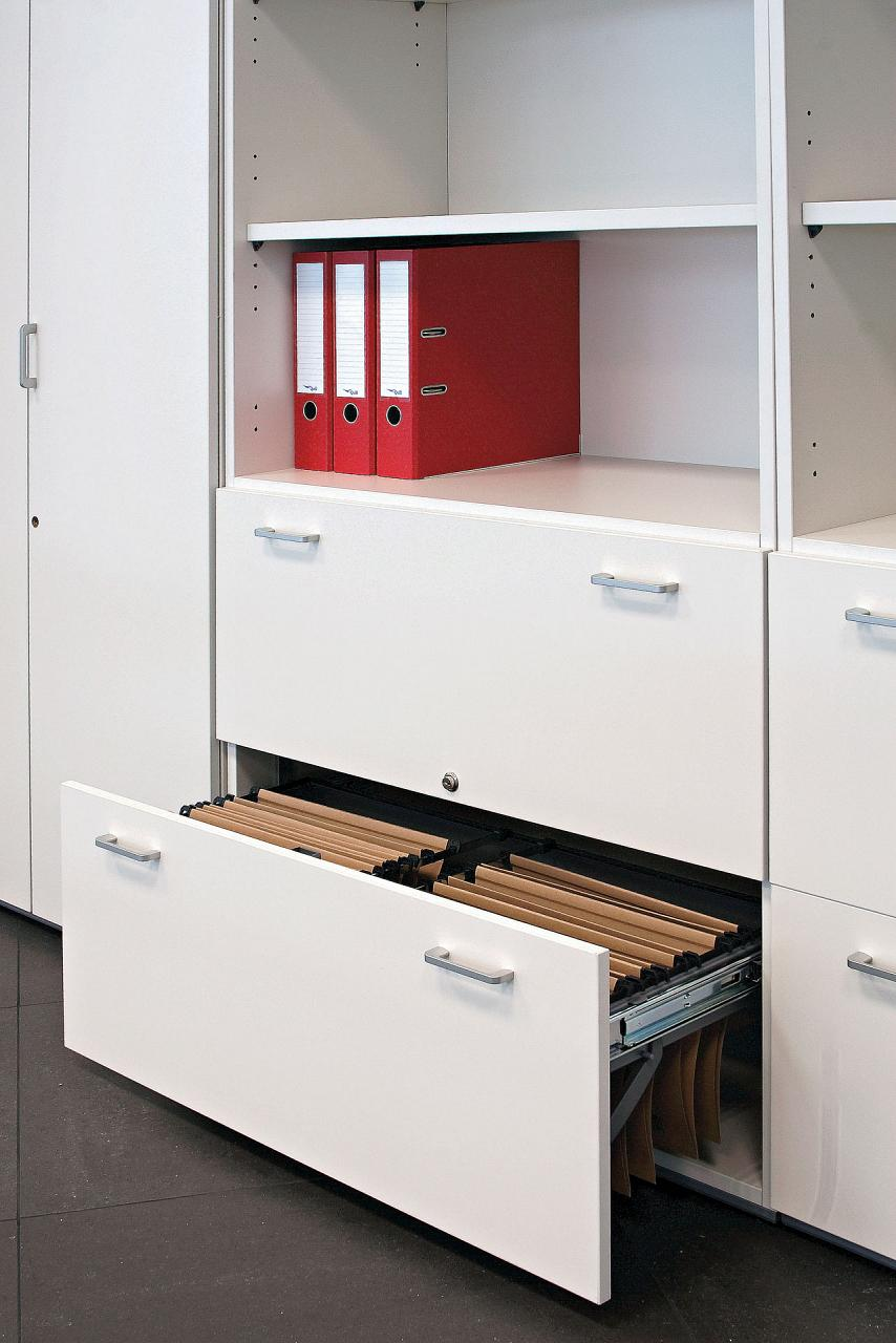 Armarios Modular Storage, Operative Office Filing Program With