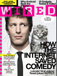 WIRED Mayo 2011