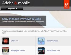 Adobe Mobile Showcase