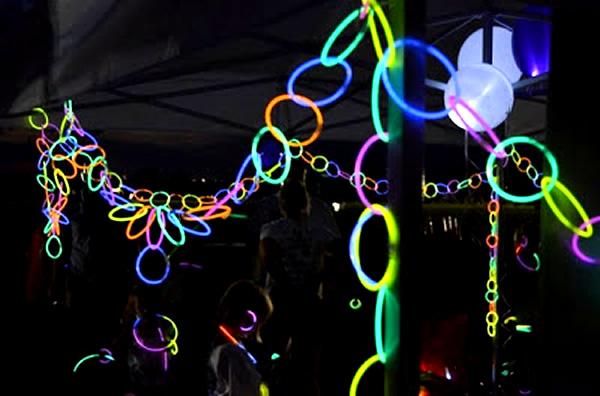 Glow In The Dark Decorations Ideas Elitflat