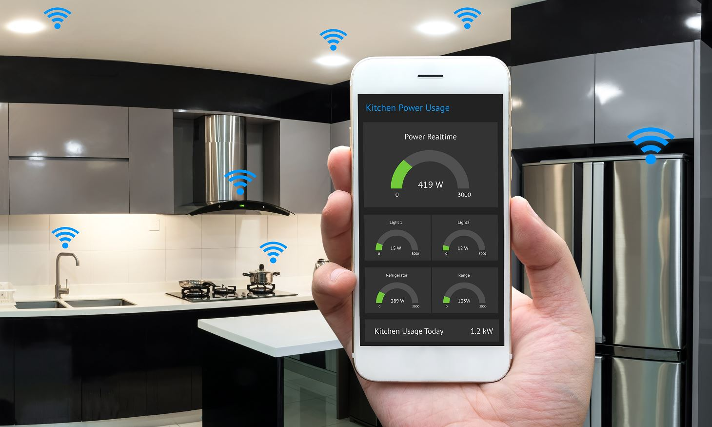 Light Automation Home Automation Smart Things For Your Home