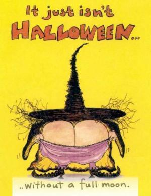 Halloween Comedy