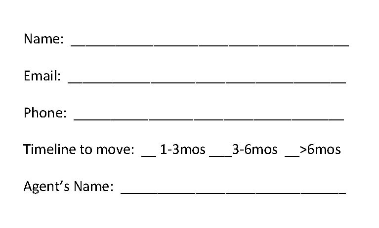 Doc#538416 Sample Open House Sign in Sheet Template u2013 25 best - sample open house sign in sheet template