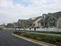 Bonterra Patio Homes in Indian Trail NC
