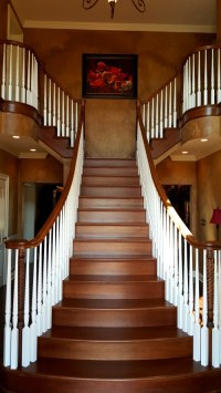 Gone With the Wind Staircase