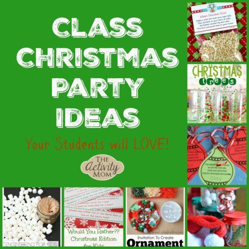 Medium Crop Of Christmas Party Ideas