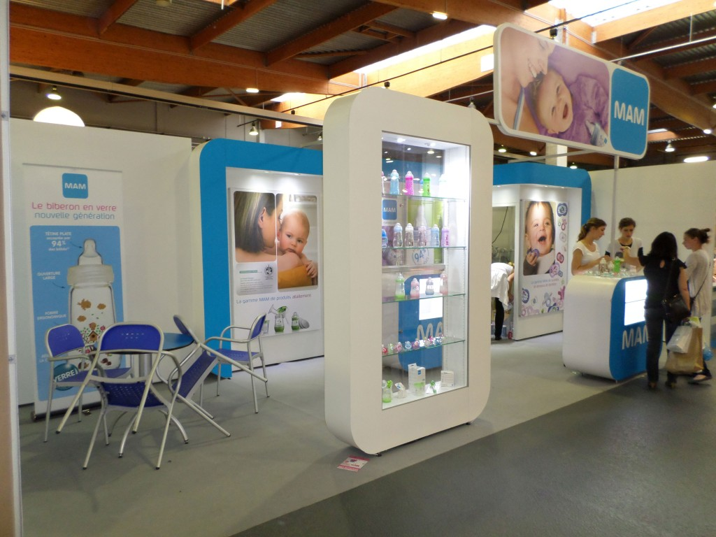 Salon Baby Stands Modulables Sur Le Salon Baby Stand Acto Andco