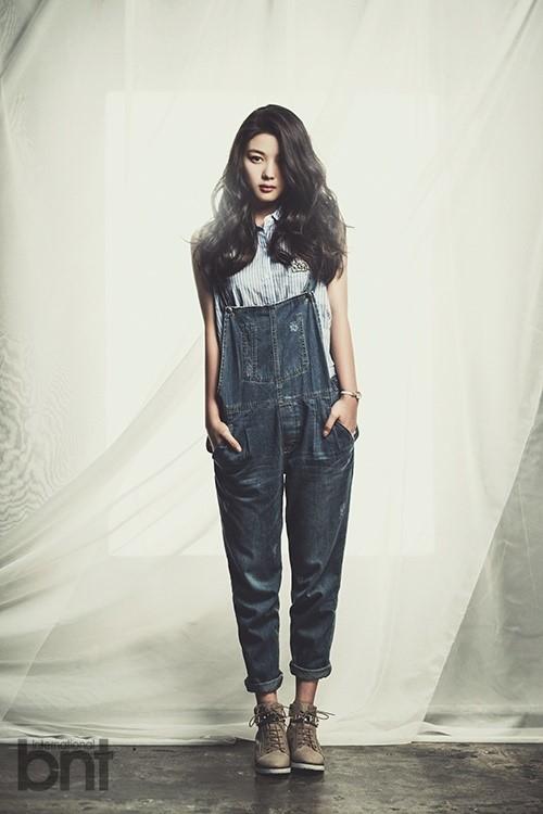 Skater Girl Wallpaper Kim Yoo Jung In International Bnt Photoshoot Actress
