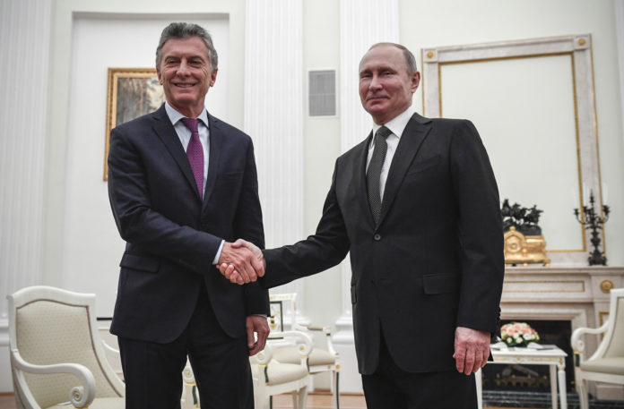 La Chambre de Commerce Argentine Russie a tenu une réunion - Chambre De Commerce Franco Argentine
