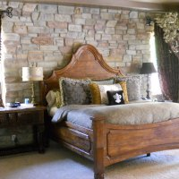 Rustic Bedroom Ideas For Classic And Antique Impression ...