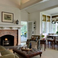 Family Room Decorating Ideas with Fireplace | Actual Home