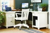 White Office Furniture 4 | Actual Home | Actual Home