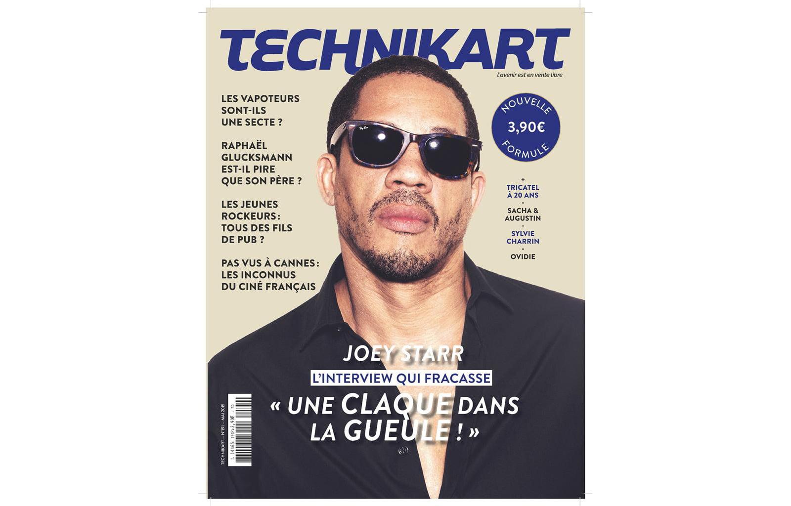 Laurent Courbin : un nouveau souffle pour le magazine Technikart