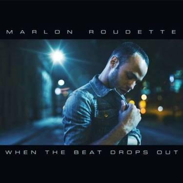 Marlon Roudette When The Beat Drops Out Promo Image