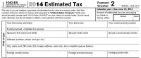 Your Guide to Estimated Tax Payments