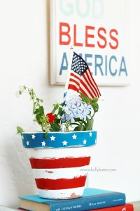 Patriotic Outdoor Decorations   10 Fun Ideas