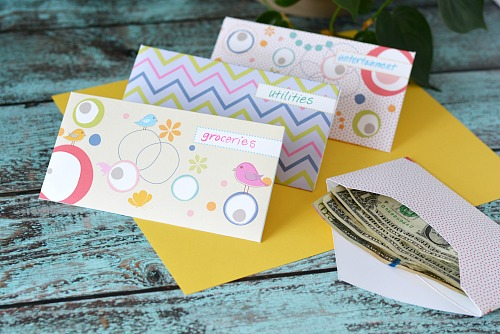 Cash Envelope System of Budgeting-A Beginners Guide