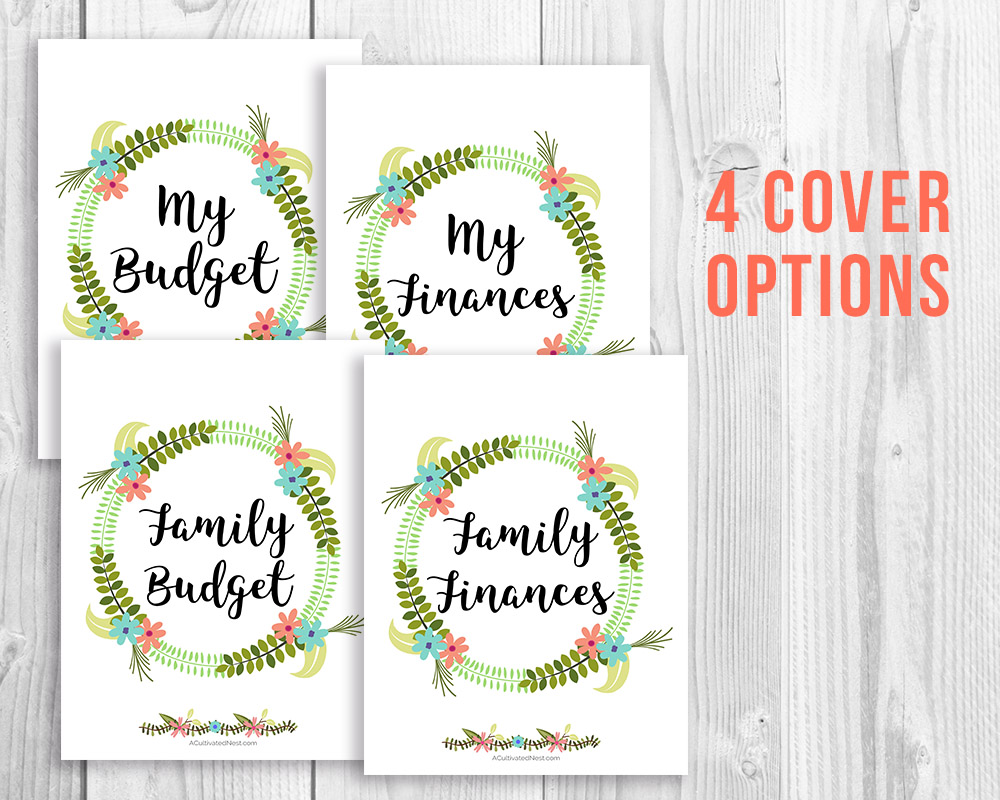 budgeting templates for families