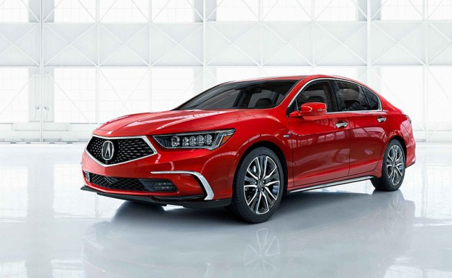 2017-Acura-TLX-interior Acura Tlx Horsepower