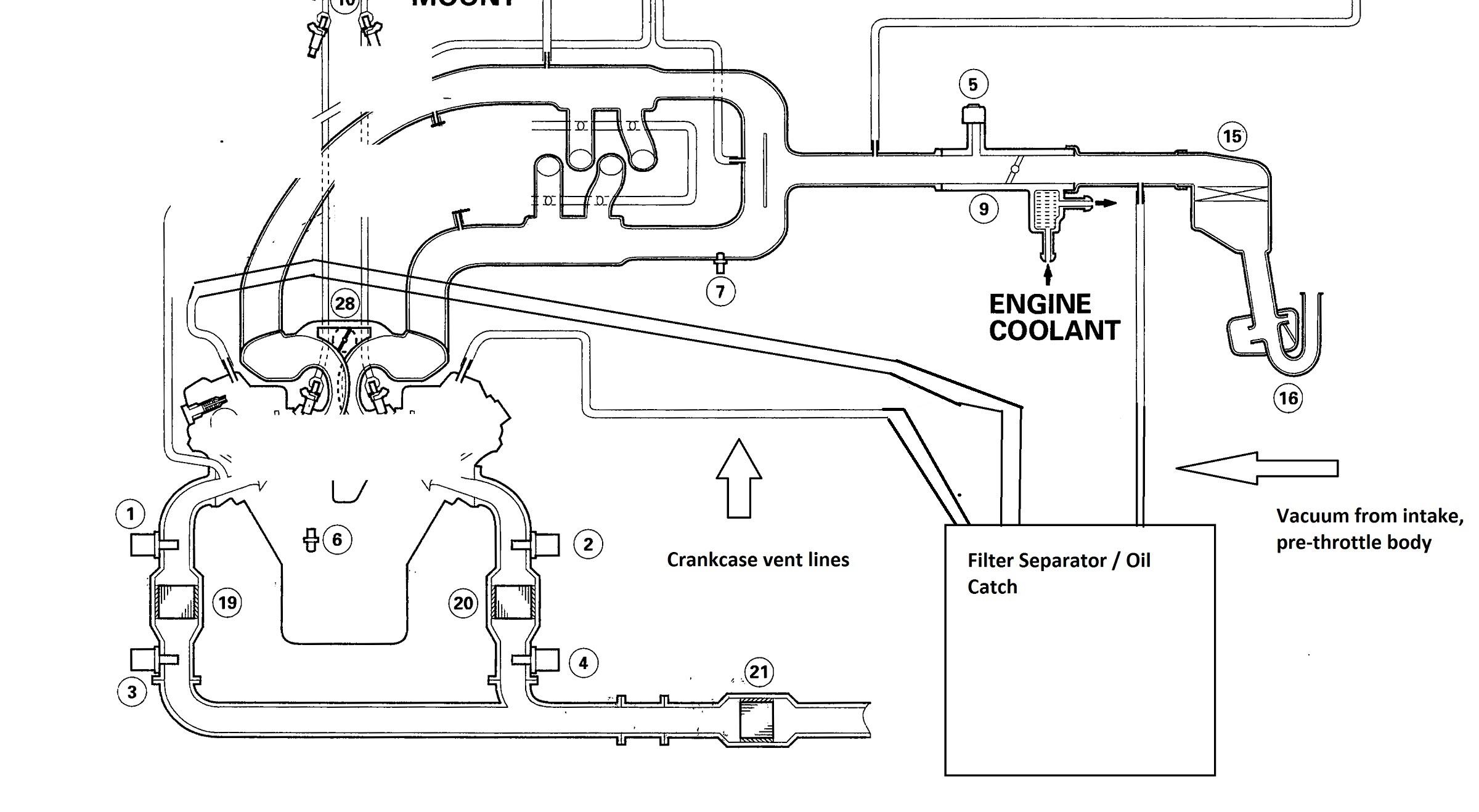 acura tl engine coolant