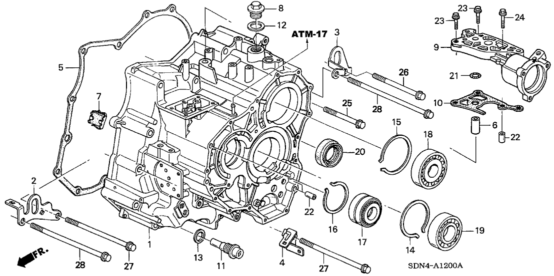 2003 acura mdx transmission diagram automotive news