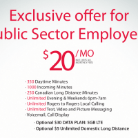My Brush with a Rogers Corporate Plan