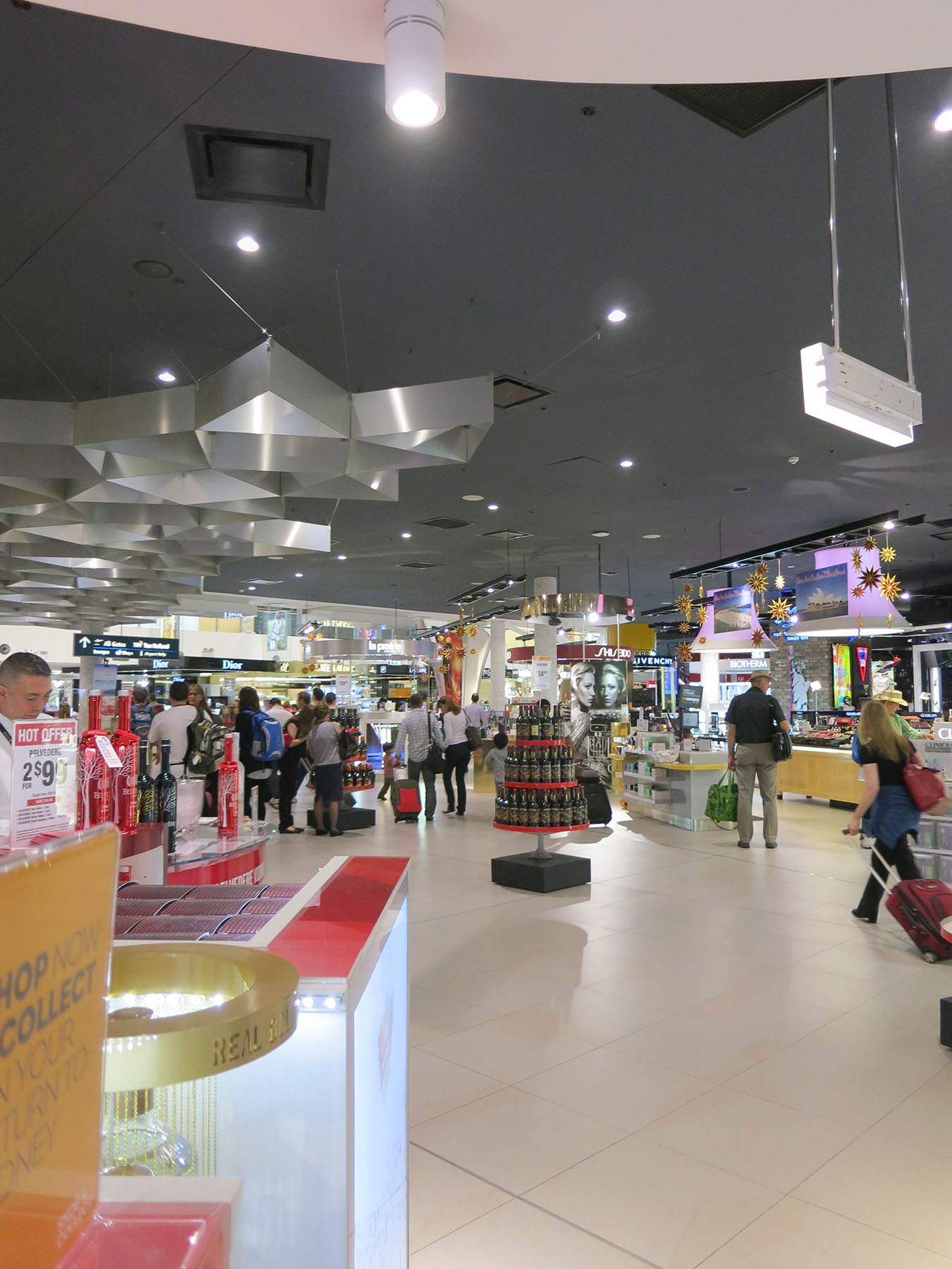 Sydney Airport Shops Sydney International Airport Shopping Dining Acutherm