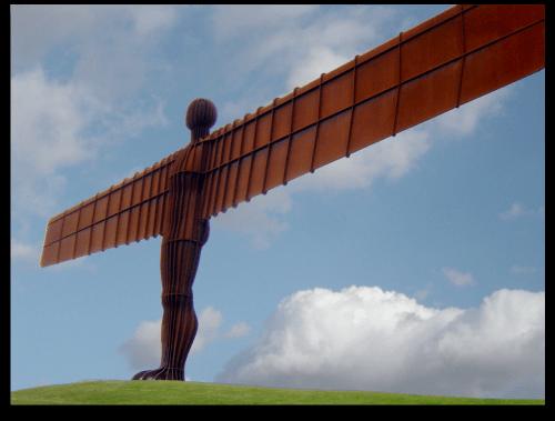 Angel of the North - Antony Gormley