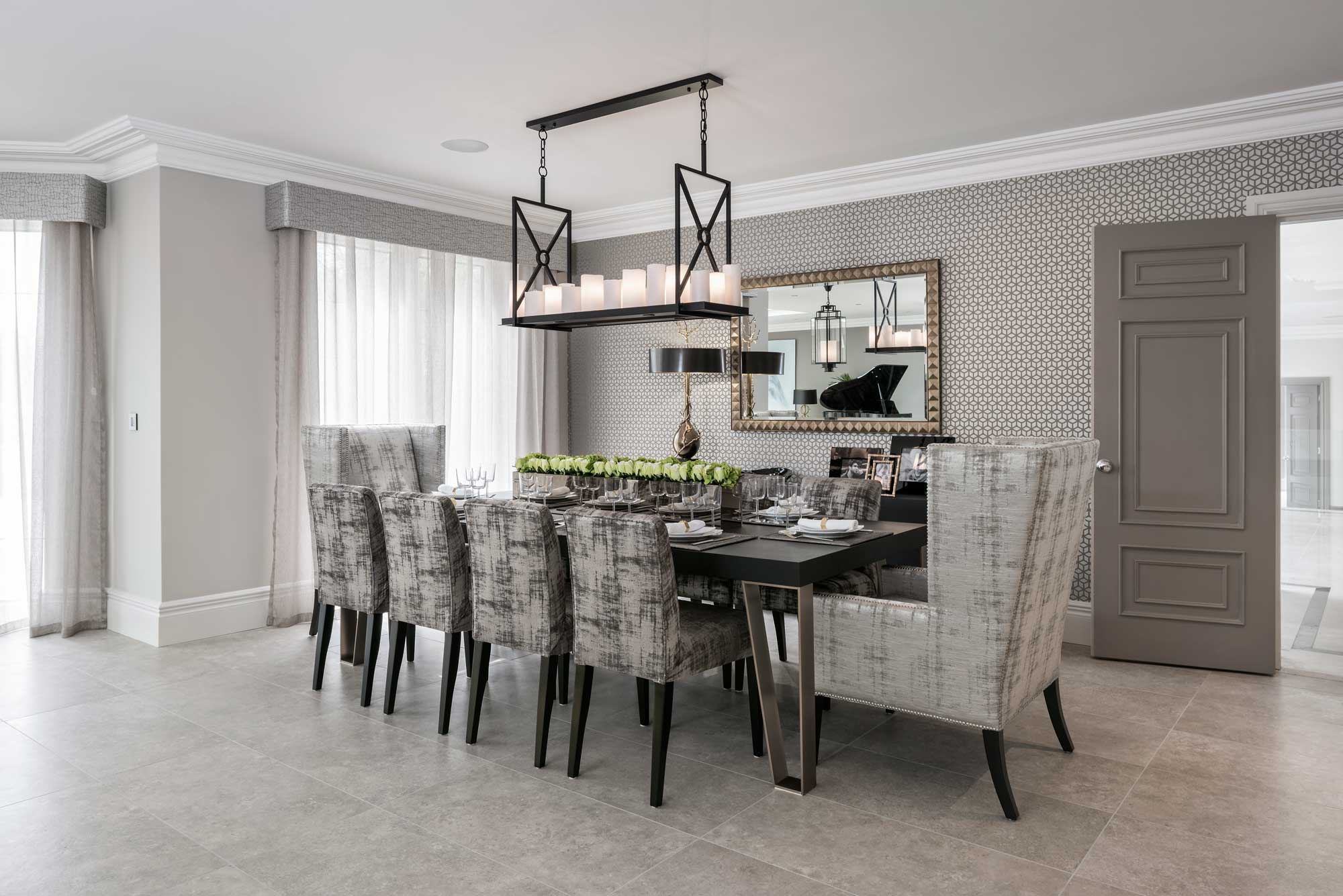 Dining Area Ad Interiors Dining Area Interior Design Ad Interiors