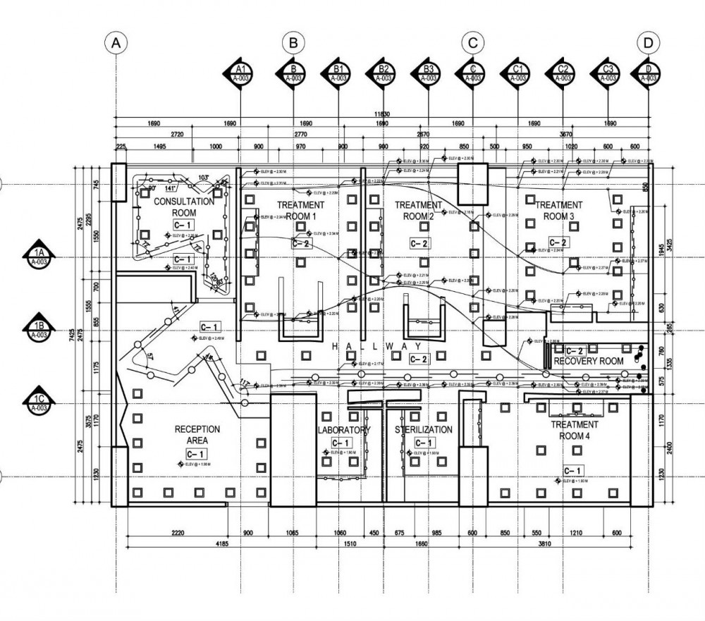 Home Reflected Ceiling Plan Auto Electrical Wiring Diagram Power Converter Coleman Cts15 Architecture Photography 237606