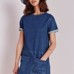 pergeseran denim missguided