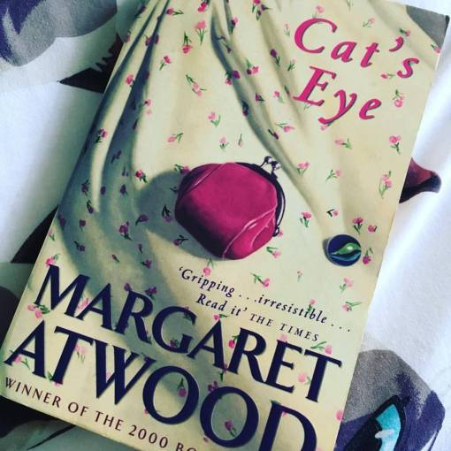 Only the second Margaret Atwood book I've read, I need more!