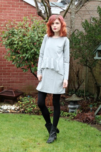 dress of the month from boohoo