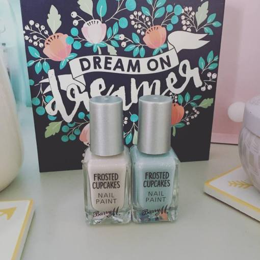 Powerless to resist new Barry M releasees