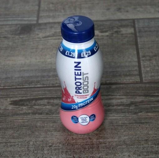 degustabox protein shake
