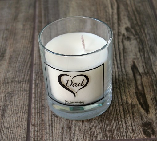 fathers day candle