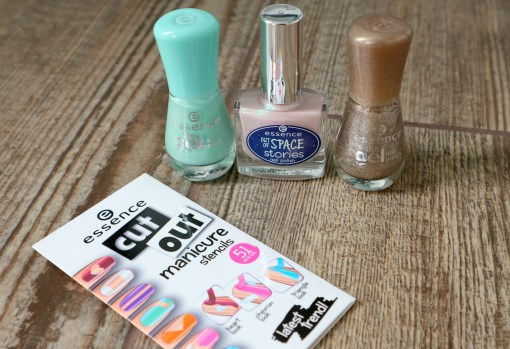 essence nail product selection