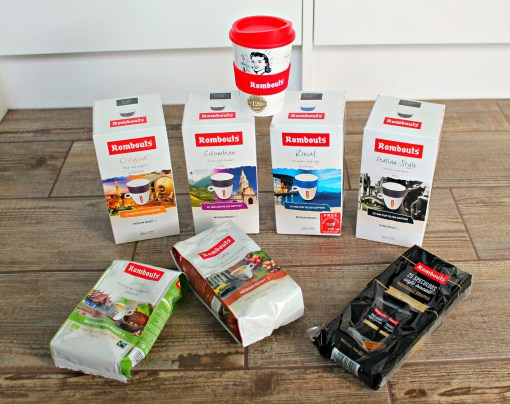 products from rombouts coffee