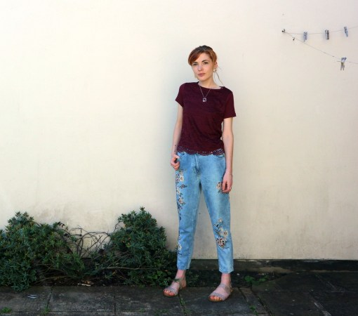 wearall denim outfit