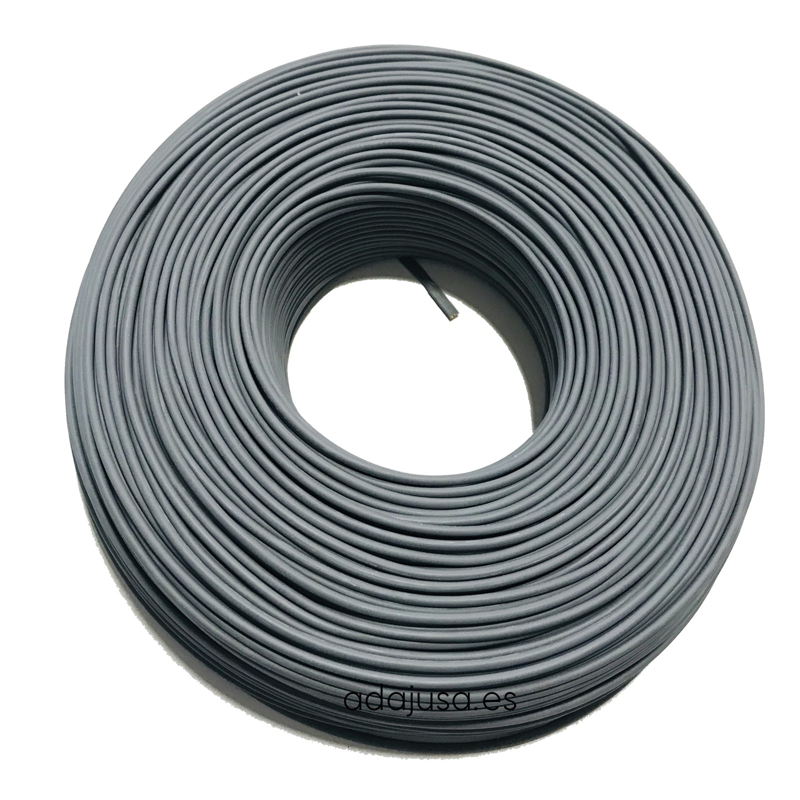 Manguera Libre De Halogenos 3x1 5 Cable Flexible Unipolar 1 5 Mm2 Color Gris