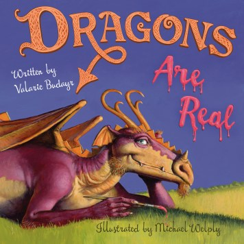 Dragons Are Real Book Blast & Giveaway